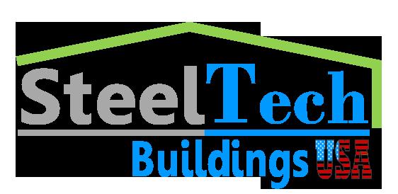 SteelTech-Buildings-Logo